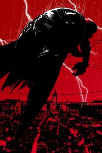 Art Batman Knight