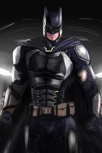 Art Batman New