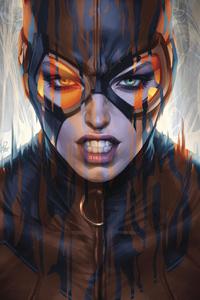 1440x2560 Art Catwoman