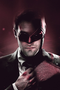 Art Daredevil