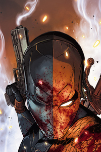 Art Deathstroke