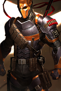 1080x2280 Art Deathstroke New