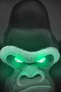 1280x2120 Art Gorilla
