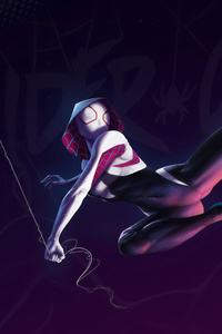 Art Gwen Stacy 4k