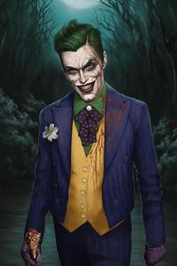 Art Joker Jared Leto