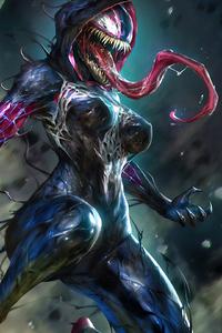 800x1280 Art Lady Venom