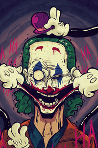 Art Mad Joker