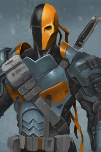 Art New Deathstroke