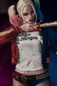 Art New Harley Quinn HD
