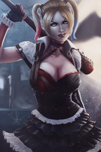 Art New Harley Quinn
