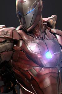 Art New Iron Man 4k