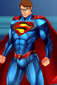 Art New Superman