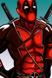 Art Of Deadpool New