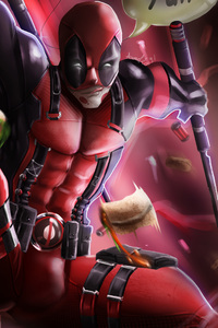Art Of Deadpool