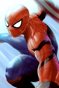 Art Of Spiderman