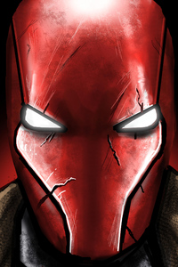 Art Red Hood
