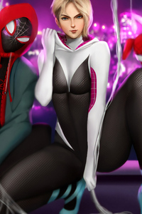 Art Spider Gwen HD