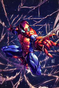 Art Spider Man