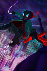 Art Spider Verse Latest