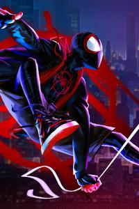 Art Spider Verse New