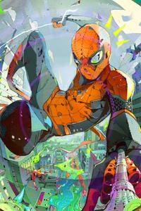 Art Spiderman New Art