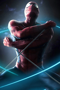 Art Spiderman