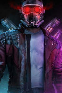 Art Star Lord New