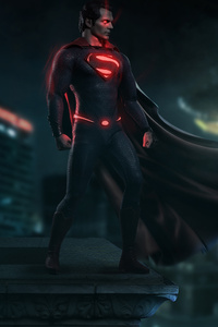 480x800 Art Superman 4k