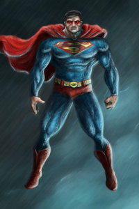 Art Superman