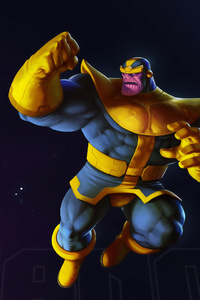 Thanos 640x1136 Resolution Wallpapers Iphone 55c5sse
