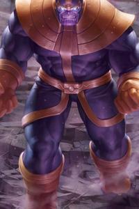 1125x2436 Art Thanos
