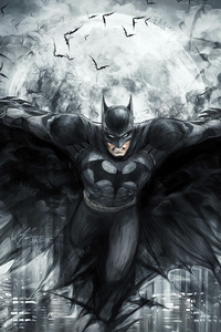 Art The Dark Knight