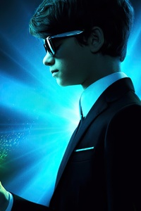 320x568 Artemis Fowl 2020 4k Movie