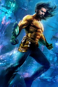 2160x3840 Arthur Curry As Aquaman 2018