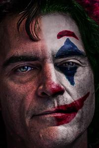 Arthur Fleck Joker Closeup