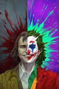 320x568 Arthur Fleck Vs Joker