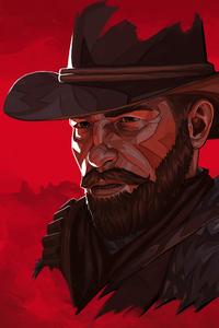 Arthur Morgan Red Dead Redemption 2 4k 2019