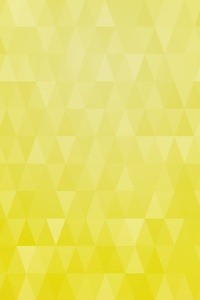 Artistic Pattern Triangle Yellow 8k