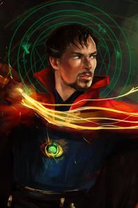 Arts Doctor Strange