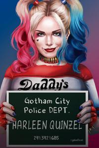 Arts Harley Quinn