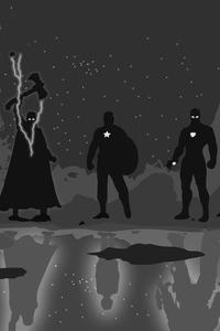 Artwork Avengers Endgame