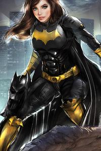 Artwork Batgirl