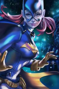 Artwork Batgirl New