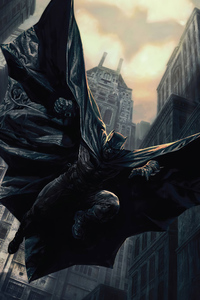 240x400 Artwork Batman Dark Knight