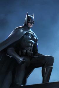 320x568 Artwork Batman Knight