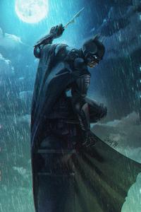 720x1280 Artwork Batman New