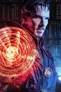 2160x3840 Artwork Doctor Strange New
