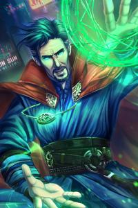 Artwork Doctor Strange