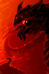 Artwork Dragon Fire