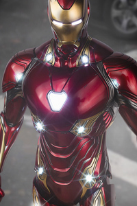 Artwork Iron Man 2019